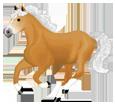 Arabian Horse ##STADE## - coat 1000000140